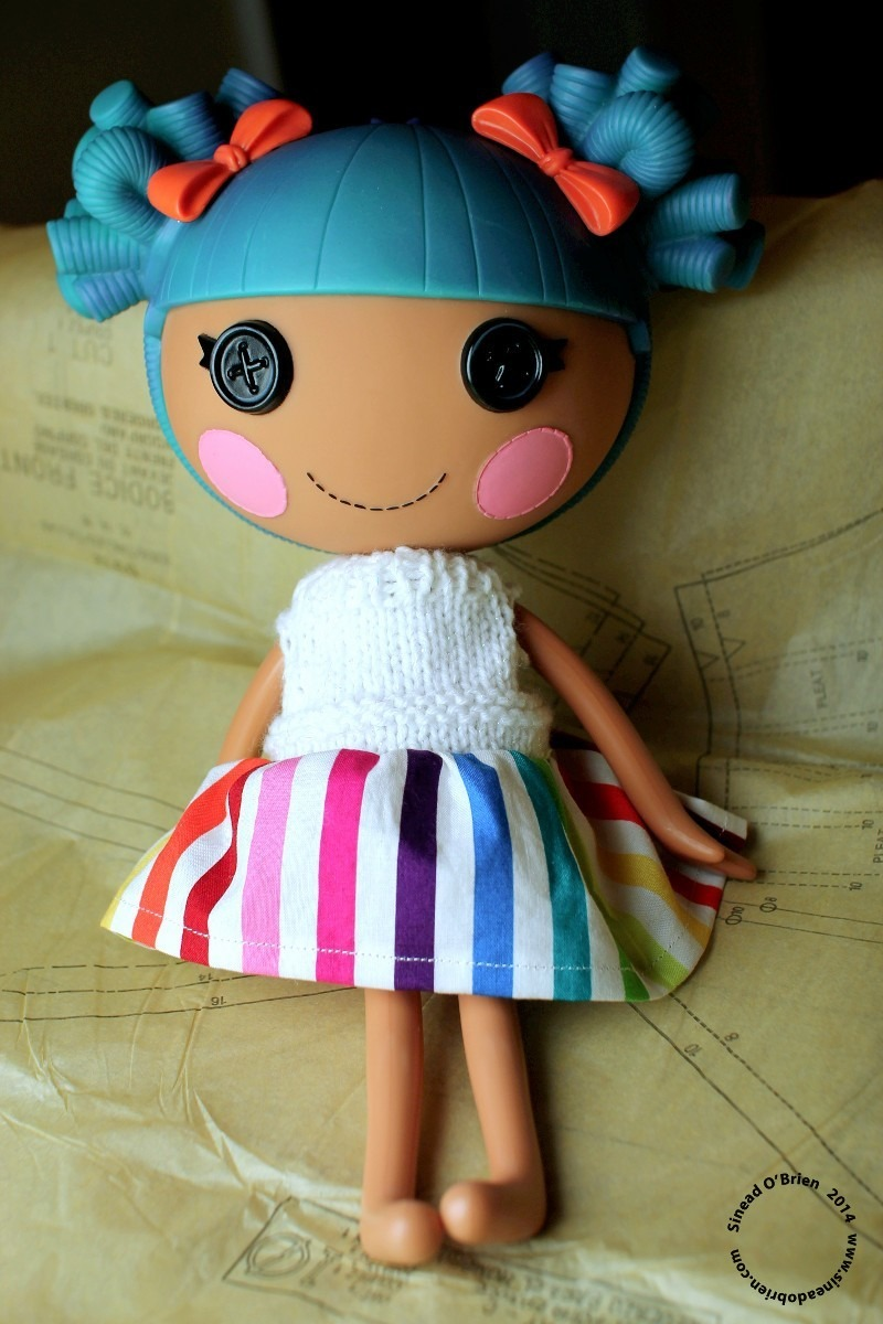 Free Pattern: Crochet Lalaloopsy | Crochet dolls, Crochet doll ... | 1200x800